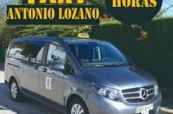 Taxi Algodonales 24 Horas Vehículo adapatado