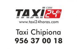 taxi 24 horas chipiona cádiz