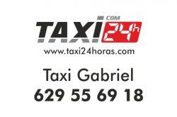 taxi 24 horas lebrija taxi gabriel