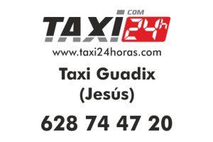 TAXI GUADIX