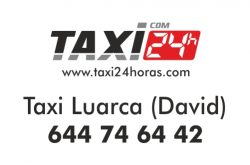 Taxi Luarca 24 Horas (Taxi David)