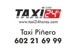taxi 24 horas lebrija, taxi piñero