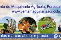 venta de maquinaria agricola forestal y jardineria hermanos mj